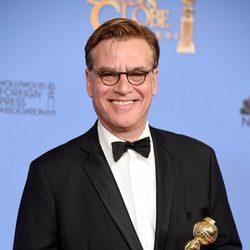 Aaron Sorkin wins the Golden Globe for Best Screenplay
