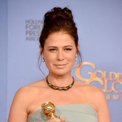 Maura Tierney wins the Golden Globe for 'The Affair'