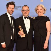 'Wolf Hall' wins Golden Globe for Best Miniseries