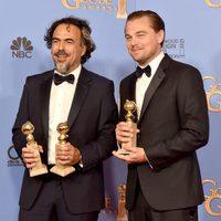 'The Revenant' wins Golden Globe for Best Movie Drama