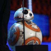 BB-8 was too at the 2016 Critics Choice Awards gala