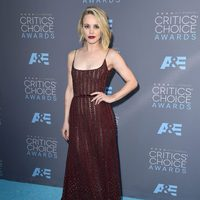 Rachel McAdams on 2016 Critics Choice Awards red carpet