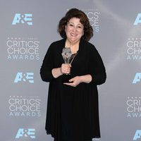 Margo Martindale won the 2016 Critics Choice Awards for 'The Good Wife'