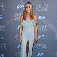 Jennifer Aniston on 2016 Critics Choice Awards red carpet