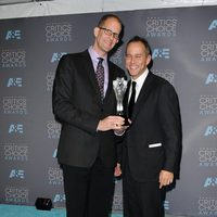 Pete docter and Jonas rivera won the best animated feature at 2016 Critics Choice awards