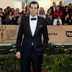 Timothy Simons at the SAG Awards 2016 red carpet