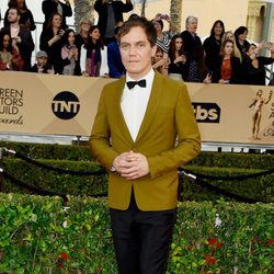 Michael Shannon in red carpet of SAG Awards 2016