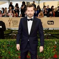 Nikolaj Coster-Waldau in red carpet of SAG Awards 2016