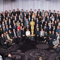 Oscars 2016 nominees family photo