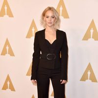 Jennifer Lawrence at the Oscar 2016 nominees luncheon