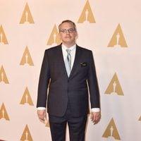 Adam McKay at the Oscar 2016 nominees luncheon