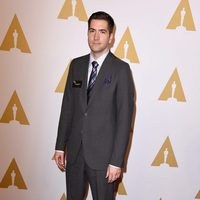 Drew Goddard at the Oscar 2016 nominees luncheon