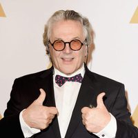 George Miller at the Oscar 2016 nominees luncheon