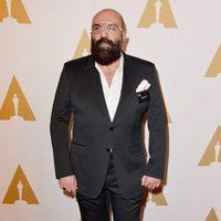 Paco Delgado at the Oscar 2016 nominees luncheon