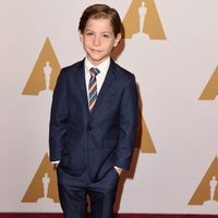Jacob Tremblay at the Oscar 2016 nominees luncheon