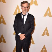 Steven Spielberg at the Oscar 2016 nominees luncheon