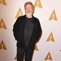 Ridley Scott at the Oscar 2016 nominees luncheon