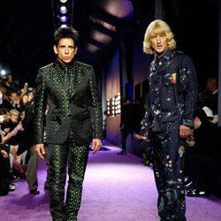 Derek and Hansel at the 'Zoolander 2' New York Premiere