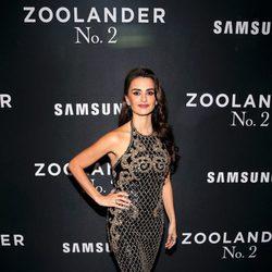 Penélope Cruz at the 'Zoolander 2' New York photocall