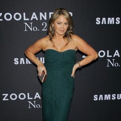 Christine Taylor at the 'Zoolander 2' New York Premiere