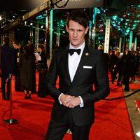 Matt Smith at the 2016 BAFTA Awards' red carpet