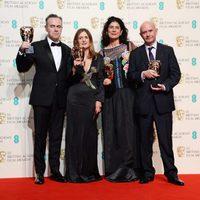 'Brooklyn', winner of Outstanding British Film 2016