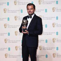 Leonardo DiCaprio, winner of Best Leading Actor Award 2016