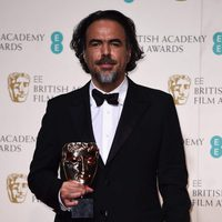 Alejandro G. Iñárritu, winner of Best Director Award 2016