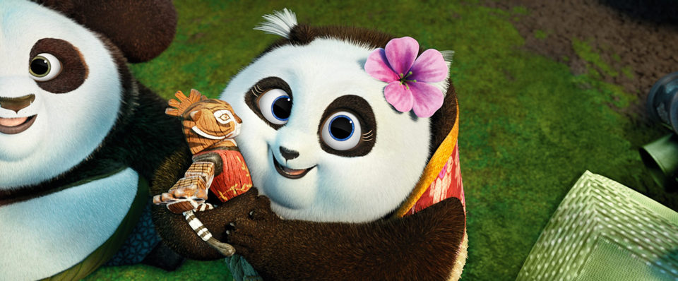 Kung Fu Panda 3, fotograma 31 de 32