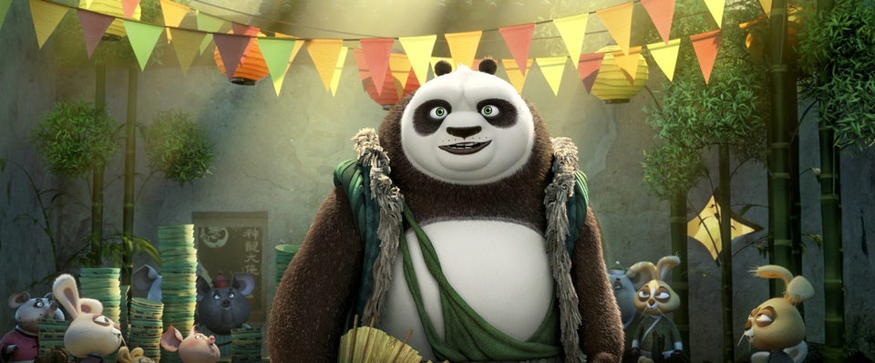 Kung Fu Panda 3, fotograma 30 de 32