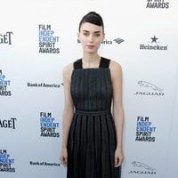 Rooney Mara at 2016 Independent Spirit Awards' red carpet