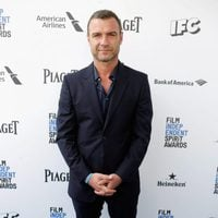 Liev Schreiber at 2016 Independent Spirit Awards red carpet