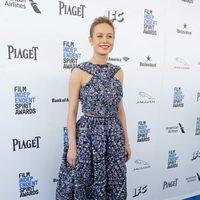 Brie Larson at 2016 Independent Spirit Awards red carpet