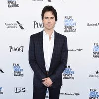 Ian Somerhalder at 2016 Independent Spirit Awards red carpet