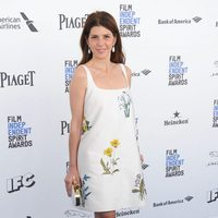 Marisa Tomei at 2016 Independent Spirit Awards red carpet
