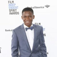 Abraham Attah at 2016 Independent Spirit Awards red carpet