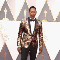 Orlando Jones at the Oscars 2016 red carpet