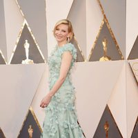 Cate Blanchett at the Oscars 2016 red carpet