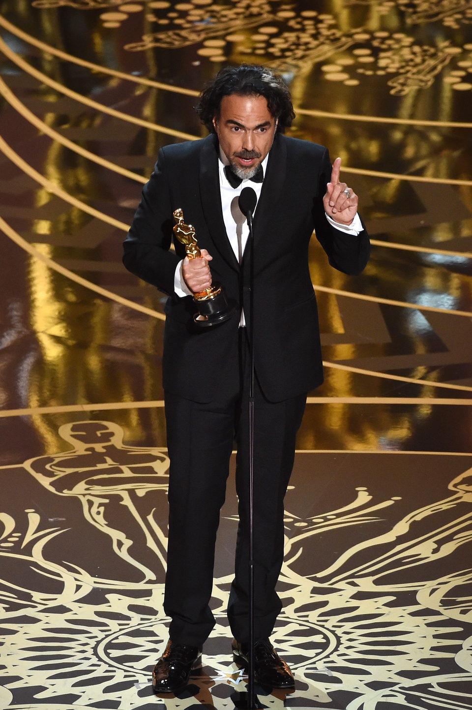 Alejandro Gonzalez Inarritu - Best Director