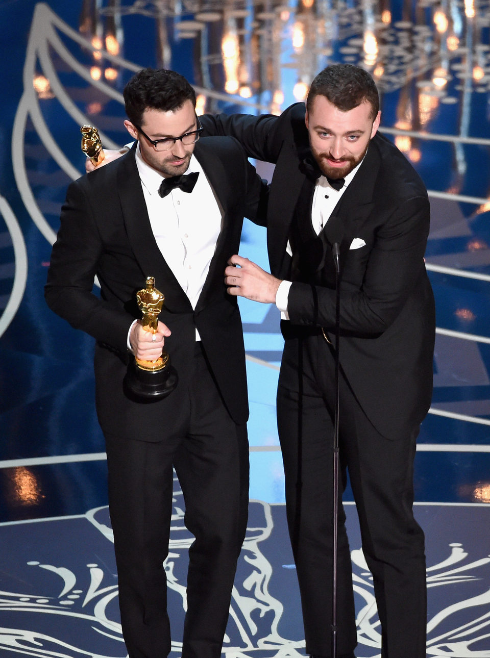 Jimmy Napes and Sam Smith - Best Original Song