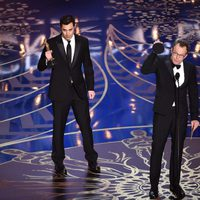 Josh Singer and Tom McCarthy - Best Original Screenplay