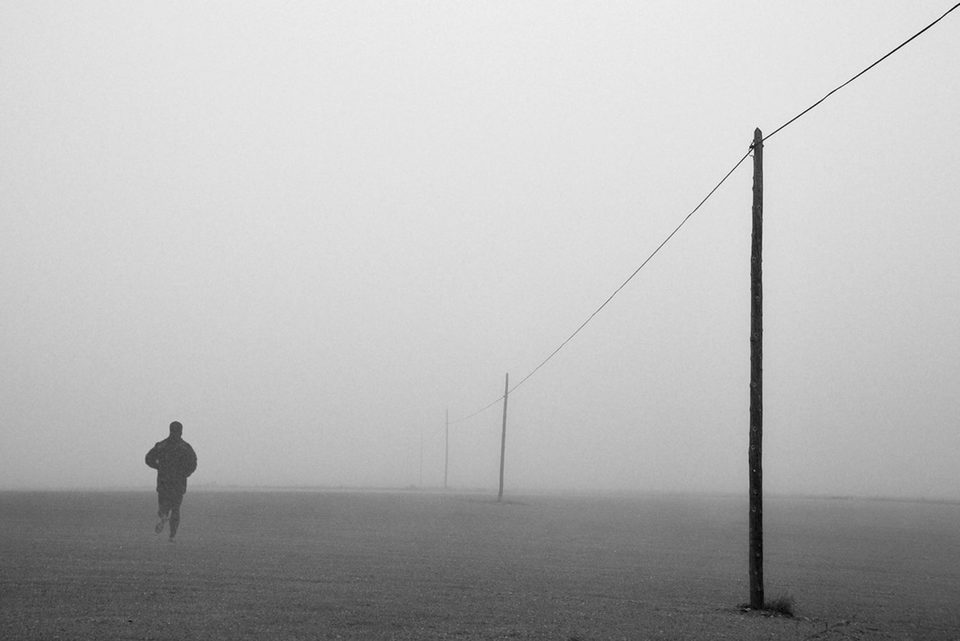 The Loneliness of the Long Distance Runner, fotograma 3 de 3