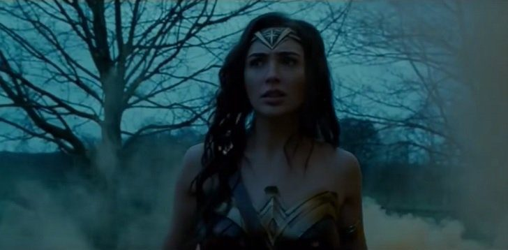 Wonder Woman, fotograma 4 de 60