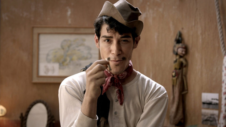 Cantinflas, fotograma 1 de 20