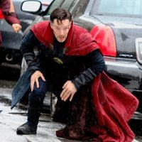 Benedict Cumberbatch injured in 'Doctor Strange' shooting set