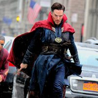 Benedict Cumberbatch is already to fly in 'Doctor Strange' shooting