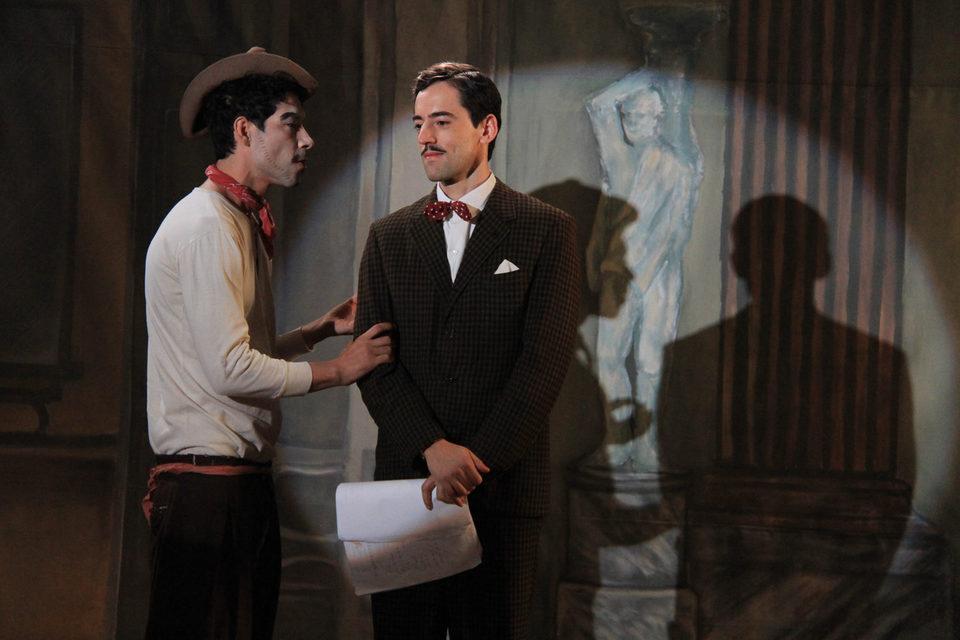 Cantinflas, fotograma 20 de 20