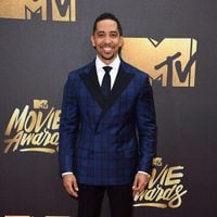 Neil Brown Jr. at the 2016 MTV Movie Awards' red carpet