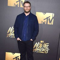 Seth Rogen at the 2016 MTV Movie Awards' red carpet
