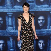 Lena Headey at the premiere of 'Game of Thrones' Season Six